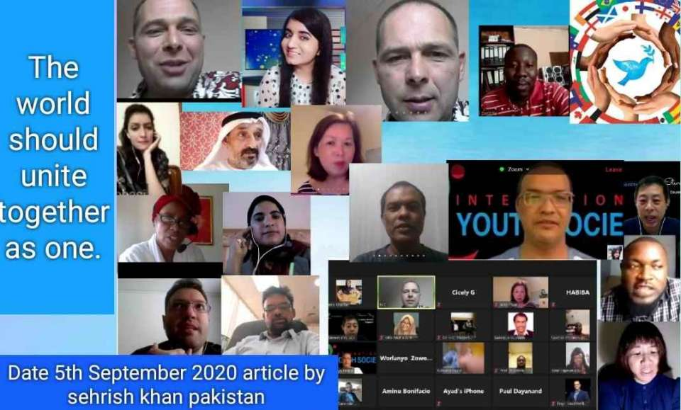 "The long awaited Peace builder's kickoff campaign finally took place yesterday 5th September 2020.<br />Here is full article from yesterday's meeting.<br /><br />*World Unite For Peace.*<br /><br />We must unite to achieve peace. The world should unite together as one global family of humankind under God was the main consensus of 5th September 2020 online zoom Ultimate Global Peace by 2020s Campaign Kickoff. Promoting peace globally, for this mission Mr Nicolae Cirpala writer-global activist, united People and Organizations to finalize Building world Peace by 2020s. To achieve this, a meeting was conducted to promote global peace building by 2020s. The event was also live broadcasted in Facebook Youtube and all other big social media channels. As it is in the meeting topic name ""Ultimate Global Peace by 2020s Campaign"", participants ask all speakers to speak concretely how to finish building ultimate World Peace by 2020s, Tools for peace, best practices, and how we can build World Peace in 2020s? <br />What are the organizational peace projects? <br /><br />There was great motivational start. Also organizations collected all ideas at the meeting and after came to an action plan and activities. Speakers was from all over the world; Asia Europe, Africa Americas presented great ideas to promote peace. Speakers spoke in one voice that ultimate world peace suppose to be set up in 2020s, to pass to next generations a united peace globally.<br /><br />*Speakers names and topics:*<br /><br />*Nicolae Cirpala* - Ultimate Global Peace by 2020s Campaign Kickoff, <br /><br />*Dr. Piya Ratna Maharjan*- Youth for peace Speaker,  <br /><br />*Mr. Sadeque Hussain* - Addressing global issue and its resolution,  <br /><br />*Ann Phua Hu* - Youth engagement for inner peace Speaker, <br /><br />*Sehrish Khan* - Tourism Promote Peace, <br /><br />*Steven Ong* - Entrepreneurship Driving Social Changes To Bring about Global Peace, <br /><br />*Faith Hung* - Speaking on Diversity and Inclusion through dialogues in community work or education scene, <br /><br />*Gayatri Jat*- Tourism For Peace, <br /><br />*Amb Wilson* - Transformative pedagogy for peace building, <br /><br />*Moses Walusimbi-* inclusive participation and access for all, <br /><br />*Jazbita Shihrin*- Youth & Peace to achieve sustainability, <br /><br />*Dr. Mohsin Kamal* -Global Peace & Goodwill Civility Ambassador speech, <br /><br />*Mervat Massoud Gaballah Ali Qatosh*- Peace Education, <br /><br />*Achuo Resco Fang*- Youths engagement in achieving world peace, <br /><br />*Nabeel Al-Huraibi Al-Katheeri* Tolerance and peace, <br /><br />*Ugwumadu Jane*- World Peace, <br /><br />*Mohamed Ghouse* - Humanily will build Peace in the world, <br /><br />*Kingsley Osuji* - Violent Extremism and the Panacea for world peace,<br /> <br />*Joseph Mgoo* - speak on how I and my organization propose for cooperation for building world peace, <br /><br />*Cicely Greaves* - speak about Understanding that Peace is within, <br /><br />*Umoren Victoria Aniesineno* - Poverty, A Threat To World Peace. Article by reporter Sehrish Khan<br /><br />Video1 https://youtu.be/ufuYXmrhUhM <br /><br />Video2 https://youtu.be/tJMbCNqe7BU<br /><br />Media coverage  Asrarr-News https://asrarr-news.com/f/?p=93935<br /><br />Some comments from the meeting: -Abdulhamied from UAE. I am pleased to be part of this distinguished group. I would to invite all of you to our Asian Regional Tolerance Across Cultures to be held November 16-17,2020 Virtually as well. It is organized by the International Foundation for Tolerance based in the USA. If you want to speak please ask for the call for papers.<br /><br />-Md. Aowlad Hossain"" Let's know how to develop a person's mentality, build the ability to lead and spread the qualities that are needed to spread humanity around. Serve the following qualities:<br /><br />In order for the leader to express himself properly and to create a new way of thinking, a leader must eliminate and accept all these things from within himself.<br /><br />1. Instead of greed, transparency must be brought to people's hearts..<br /><br />2. Instead of violence, love must be brought into the human heart so that that love can cleanse the human heart and destroy the violence.<br /><br />3. Instead of arrogance, you have to bring insignificance in your heart so that you can feel inferior and give precedence to others. Don't exaggerate yourself.<br /><br />4. Instead of being stingy, people must bring generosity into their hearts so that they can love one another and cooperate with one another in a timely manner.<br /><br />5. Instead of anger, people must have patience so that people do not do bad things because of anger or get confused and make wrong decisions""<br /><br />One movement can change your life forever....<br /><br />Life is very beautiful .... you just need to know...<br /><br />Sadness and happiness it's a part of life...<br /><br />Life is so knowledgeable ... And the Nature is a great Science ... Who create This Nature and the Universe (The Great Creator) include in this creations full of knowledge and Science..<br /><br />We just need to know and believe on it.....<br /><br />Sadness and happiness their skin for each other..<br /><br />If you want to know, what is Happiness? first you need to know about sadness ..<br /><br />On the other side, if you want to know about sadness you must feel before that happiness..<br /><br />(Hope you can understand)<br /><br />Wish for all of your good health and happiness..<br /><br /> - Faith Hung ""I feel people also need to learn to accept love and that they are deserving of it. Many a times when I help others, they can turn it down in negative ways. To some people, help is not an expression of love, but a means of putting them down, eventually they will deny themselves of love.""<br /><br /> -Worlanyo Zowonu - Peace is dynamic, peace is unique, until we tackle the root of conflict and engage Youth in our communities and include them in decision making peace cannot be fully achieved.<br /><br />-Wafaa Abu Qadri. Peace is one of the most important foundations of life, and it is the main reason for the stability and prosperity of states, and the best way to maintain a carefree life free from wars and conflicts. It generates a sense of sadness and helplessness, and makes the face of life dark and gloomy, and peace spreads love around, reduces the rate of sadness and pain, and helps to spread positive energy among people, and get rid of negative energy, so everyone should strive for peace, and be the slogan Permanent in life. With you, Wafaa Abu Qadri. I live in the Emirates<br /><br />-Jane Ugwumadu - Peace is not just a WORD .It is an act of DOING. Words on PEACE alone is never enough if there is no DOING. It is time we all stand up for peace through our communications,actions and reach outs.Peace comes from the heart before it can manifest outwardly.If one does not cultivate positive thoughts towards another, there is NO PEACE.<br /><br />In my Mission called SAVE A CHILD MISSION, peace rules in the mission. Anyone who joins us could feel the presence of peace ,peace of mind and at heart. Peace brings SUCCESS,ACHIEVEMENTS,INNER JOY and it also creates boundless love.<br /><br />Country should embrace one another ,culture, religion, should have the act of peaceful environment for one another. We can achieve a whole lot if peace reigns in the world. The children can also grow healthy both mentally and physically when there is PEACE. If nothing has thought us the importance of peace, it is this pandemic. It has truly showed us that peace matters,it has made countries that have been at loggerheads with each other retrace their step<br /><br />and take care of their country needs in battling the coronavirus therefore instantly creating a peaceful environment.<br /><br />PEACE IS AN IMPORTANT ASPECT OF LIVING.LETS EMBRACE IT<br /><br />Speeches:<br /><br />-Mohamed Ghouse Indian Businessman in KUWAIT. My topic is. Humanity will build Peace in the world. Humanitarian never looks Race. Colour. Finance and Country. Every human is valuable. Every valuable is Human Being. Everything possible to do in the world if we Honest. So Honest only we will get from Human Being. We should build together human being first. Then we together fight for peace in the world. Alone never giving any success. Unity always giving huge success<br /><br />-The future peace and stability of many societies also hangs on whether they are investing enough in opportunities for their youth and enabling them to play a meaningful role in shaping their future. Our world has its largest ever generation of adolescents and youth – standing at over 2 billion. These young people have hopes and dreams, and with doors open to them will bring a demographic dividend to their nations. But unemployed and frustrated youth are a time bomb in any society. We neglect youth at our peril. ""When the power of love overcomes the love of power the world will know peace."" ""Peace is not absence of conflict, it is the ability to handle conflict by peaceful means."" If we have no peace it is because we have forgotten that we belong to each other... ""Peace cannot be kept by force. It can only be achieved by understanding."" —Albert Einstein Moving on, women must be encouraged to take up leadership positions, it rare to see women gathered and going to war, naturally they are peace loving. I advocate for women leaders, they have a key roll to play in maintaining peace. My beloved county Ghana will be going to the polls on December 7th I entrust my fellow Ghanaian to be ambassadors of peace and unity, remember we have only one Ghana let protect it with peace. If everyone of us can accept the responsibility to maintain peace all over the world then we are good to go. I pledge to be an ambassador of Peace. Peace be unto Ghana. Peace be unto Africa. Peace be to the world.<br /><br />- author Nabeel Al-Huraibi Al-Katheeri- In mid-August 2020, I announced the ""Emirates of Tolerance and Peace"" initiative and the issuance of a joint book and the establishment of social media sites to support and support it. I was the first to nominate His Highness Sheikh Mohammed bin Zayed Al Nahyan, may God protect him, for the Nobel Peace Prize in an article entitled ""Nobel for those who deserve it"" published In Al-Khobar Al-Youm newspaper on August 19, 2020.The number of participants in the initiative during 14 days reached more than 65 participants. They sent 23 poems by great poets, including Dr. Saeed bin Huimel Al Ameri, poet Hamda Al-Murr Al-Muhairi and Saudi poet Saqr bin Zain Al-Otaibi, and 42 articles by writers from the UAE and Arab countries, including Dr. Ahmed Saeed Al-Badi and writer Umaimah Al-Ajamiah From the Sultanate of Oman and the Emirati writer Ahmed Ibrahim.The initiative aims to publish a book with the participation of peace-loving people from the whole world and to establish social media sites that seek to strengthen the role of tolerance and peace between Arab youth and the youth of the world and to reject violence, terrorism and hatred, and to spread tolerance and peace in the world, in addition to establishing effective communication channels with various young people in the world to exchange cultures .The initiative of Sheikh Mohammed bin Zayed to establish peace in the region has dealt painful and systematic blows to the advocates of violence, extremism, hatred and terrorism, as they no longer stand up for them and they are floundering, right and left, in foolish reactions and hollow statements in order to save their faces in front of their people after their leadership and financing of terrorist regimes and gangs were exposed in Region and beyond. In the foreseeable future, I expect that we will start sending student delegations in parallel with the reception of student delegations between Arab universities and world universities in order to strengthen the bonds of friendship and consolidate the principle of coexistence, tolerance and peace among the peoples of the world for the benefit of future youth and the harvest. For future generations, there will be one world pervading the thought of friendship, love, tolerance and peace.<br /><br />Journalist and author Nabeel Al-Huraibi Al-Katheeri Founder of Culture, Arts and Creativity Forum Founder of the Arab Creativity Forum Founder of the Emirates of Tolerance and Peace Forum Founder of the Global Tolerance Forum<br /><br />- Ugwumadu Jane, I am from Nigeria Director at Save A Child Mission that advocates for the rights of children and I would like to have some few words on WORLD PEACE. Peace is not just a WORD .It is an act of DOING. Words on PEACE alone is never enough if there is no DOING. It is time we all stand up for peace through our communications, actions and reach outs.Peace comes from the heart before it can manifest outwardly. If one does not cultivate positive thoughts towards another, there is NO PEACE. <br /><br />In my Mission called SAVE A CHILD MISSION, peace rules in the mission. Anyone who joins us could feel the presence of peace ,peace of mind and at heart. Peace brings SUCCESS,ACHIEVEMENTS,INNER JOY and it also creates boundless love.<br /><br />Country should embrace one another, culture, religion, should have the act of peaceful environment for one another. We can achieve a whole lot if peace reigns in the world. The children can also grow healthy both mentally and physically when there is PEACE. If nothing has thought us the importance of peace, it is this pandemic. It has truly showed us that peace matters, it has made countries that have been at loggerheads with each other retrace their step and take care of their country needs in battling the coronavirus therefore instantly creating a peaceful environment.<br /><br />PEACE IS AN IMPORTANT ASPECT OF LIVING.LETS EMBRACE IT.<br /><br />- Umoren Victoria Aniesineno - Poverty, A Threat To World Peace. Poverty is the main cause of violence, insecurity in our world. People resort to violence because of little benefit that comes with it. Therefore, it is necessary and a matter of urgency to bridge the gap between the rich and the poor. Also government of every country should ensure equal share of national wealth. Both the poor and the rich should be given equal opportunity. Employment should also be created to mitigate poverty.  <br /><br />As a result of this, the organization where I work currently, MTC ENTERPRISE DEVELOPMENT LIMITED, carries out graduate trainee program for young people to excel in their career. We are currently introducing an entrepreneurship program as well so that people can be empowered.<br /><br />-A few points on some of the ways to promoting peace. We can talk of youths volunteering much in community based organizations that works towards peace building. 2) making personal commitment to nonviolence. 3) knowledge sharing. 4) building cooperation, tolerance and shared values. By so doing we can create a world that has space for everyone. 5) mentoring the young ones and showing them how to be kind to the vulnerable, people of different race, disabled etc and every person who appears to be different with them. Because peace is not just the absence of war but the absence of inequality, poverty and unemployment. Alot of our young people found themselves as rabels because they have nothing to do, so if kept busy with school, or work, be it voluntary, we need as much platforms as these to bring about our feelings and seek for better and nonviolence resolutions. basically this is a call also to teachers in our communities as are influential to the learners to strongly teach peace, along with other institutions because this is a global call that should not be left entirely to a single sector instead, we need all hands on this. We need policy makers in the his because more of policy changes needs to be done. Information sharing is power! Thank you.<br /><br />Interview with participants: Amb.Md.Aowled Hossain"" Great program. Do this type of program many more. Because peace and humanity for all. Thanks for arrange this program because every human heart needs to change... The situation in our society will remain the same as long as the urge to do good deeds and the prohibition of bad deeds do not come... The world has become much more modern but man still can't make any machine to change the human heart... Only human beings are capable of changing human beings. ""Man is a device that can only change itself"" People can influence and change another person by changing themselves.. The best creature of human creation but five things destroy man ... Greed, Jealousy, Miserliness, Arrogance, Anger .... Wealthy people create wealth, by depriving others of their wealth .... All the wealthy people in this world have become rich by enjoying someone's wealth ..<br /><br />Because the resources of the earth are limited and no one can create a single point amount of wealth... It is possible for man to change the form of the transformation of an object..But It is not possible for man to create an object.""<br /><br />-Astha kandel from Nepal "" Thank you very much sir, for the more information and fruitful session. I hope you and your country will bring another opportunity to gather more knowledge and to raise a voice of independence choice of youth's... Thank you! Is there have another session then please notify me sir""<br /><br /> - ""I was impressed with such high level of selected panel of professionals and practitioners. All dedicated to the betterment of humanity. The meeting was well organized and everybody was on track. Many thanks for organizing this and for inviting me to be part of it. Excellent""<br /><br />  -Very important – I need your help too, been a writer-global activist I'm working daily uniting People and Organizations to finalize Building Heavenly Kingdom in 2020s! Please Join happy life Marathon to Save and Bless 7B+ people in Heavenly Parent's Holly Community www.ivacademy.net Global Peace Building Network. I'm Looking for Cooperation and <br />☛ let's become Best Friends, join now and invite your friends, post a comment to my Vital discussions in: FB www.facebook.com/NicolaeCirpala Instagram www.instagram.com/MessageToBillions Twitter www.twitter.com/ivacademynet and Youtube www.youtube.com/c/MessageToBillions subscribe, share #MessageToBillions and for Cooperation, to Donate, to Volunteer, to receive marriage blessing or Counseling call me +7 981 130 83 85 phone whatsapp"