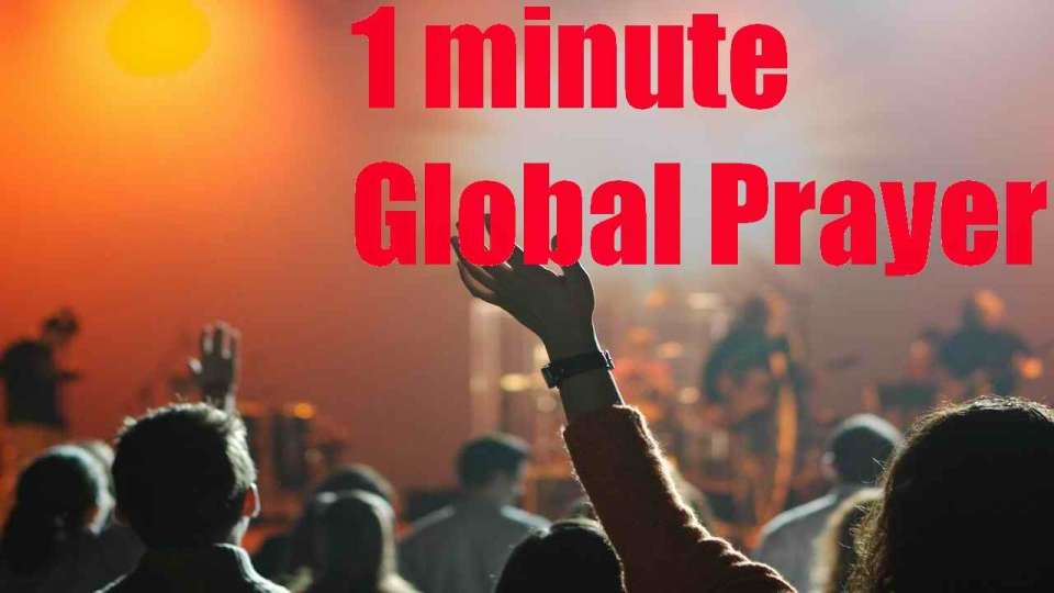 MAXIMUM REPOST: Take 1 minute this Saturday at 21.00 your time zone and #PrayWithNick in #GlobalPrayerChain for #GlobalPeaceBuilding Healing Salvation and Blessing, everyone according to his or her own tradition Author of #TheWorldOf2020s book Nicolae Cirpala is asking every person on earth.<br />We all know the power of prayer; let's storm Heaven and Earth with #MessageToBillions - #TrueParents #HappyMarriageBlessedByGod<br />(Please record your Prayers #ForPeace video or audio and send to us to be podcasted globally) Since at this very moment people are encountering God and messiah second coming - True Parents in prayers and catching their passion for Peace, Love, Unity and Marriage Blessing!!! Thus join daily at 21.00 (your local time) our online Global Prayer Chain - visionary, meditation and devotions meetings.Together we will change the world and build Heavenly Kingdom - Heavenly Parent's Holly Community in every part of the world much faster even by 2027 - praying, witnessing about God, messiah and share His Words of Life and marriage Blessing. Just join Global Peace Building Network www.ivacademy .net<br />-Please send your prayer requests to us daily since many prayer wishes where miraculously fulfilled, people get healed and thousands of couples received revival Marriage Blessing!<br /><br />☛ let's become Best Friends thus please Download my Nicolae Cirpala's Books for life<br />-post a comment, your ideas at my Vital discussions #ForPeace in FB, Twitter<br />Instagram www.instagram.com/MessageToBillions<br />and Youtube www.youtube.com/c/MessageToBillions<br />subscribe and share this #MessageToBillions<br /><br />☎ Contact Nicolae Cirpala WhatsApp +7 981 130 83 85 for Cooperation, for consulting to invite me as motivational Guest Speaker to your onlinline events, to Donate, to Volunteer or to receive vital Marriage Blessing