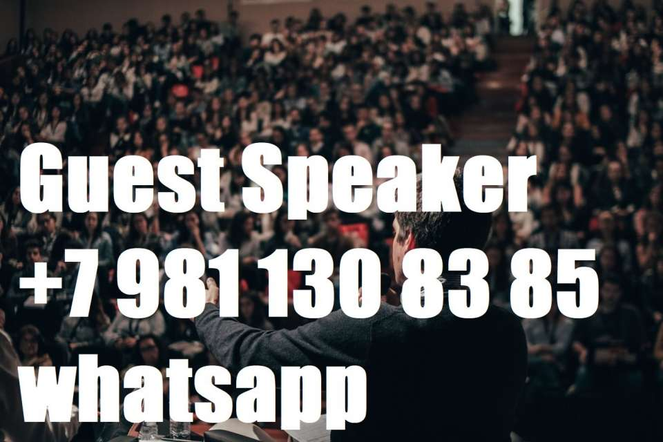 Guest speaker Nicolae Cirpala will organize presentations on demand for your online or offline events on any Life topics, Marriage, Business and even spiritual talks. For presentations call +7 981 130 83 85 phone WhatsApp web https://ivacademy.net/en/market/consultations/guest-speaker.html <br />Keynote speaker, presenter, lecturer, orator, panelist, talker, moderator and leader Nicolae Cirpala will organize presentations on demand for your online or offline events on any Life topics, Marriage, Business and even spiritual talks - in English, Russian, Romanian freely and in all other languages with translator.<br />Nicolae Cirpala is a Public speaker for many years. He's the author Happy Modern Homo Sapiens, The world of 2020s, Happy Marriage Blessed by God, Rewrite Own Fate, and has been translated into many languages.<br />Nicolae Cirpala has more than 24 years of experience in designing, implementation and monitoring of various developments, humanitarian and business projects. He worked in many countries, meeting thousands of people per day, raising constantly his qualification. Moreover he organized hundreds of trainings and projects in different areas of life. As an author writing self-help, self-improvement, visionary, predictions, faith, global peace building books and books for prosperous life and business. He is organizing presentations about at international seminars, conferences, symposiums, summits, expos and festivals.<br />Recommended fees starts from:<br />Online conferences - 100$<br />Events - 400$<br />Feel Free to Download my Books https://ivacademy.net/en/market/books<br />comment my Vital discussions in<br />FB www.facebook.com/nicolaecirpala<br />Instagram www.instagram.com/messagetobillions<br />and Youtube www.youtube.com/c/MessageToBillions<br />subscribe, share #MessageToBillions <br /><br />and for Presentations call +7 981 130 83 85 phone whatsapp